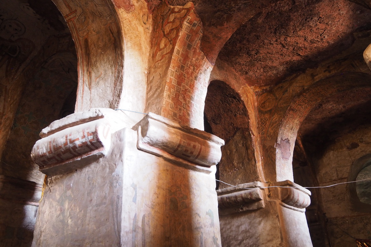 Piste de Lalibela à Alamata